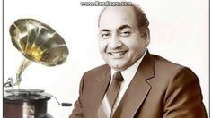 Mohammad Rafi  Prabhu Tu Dayalu Marathi  Bhajan Digital Stereo Audio