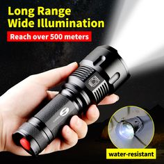 1pc Led Uv Flashlight Ultraviolet Light Blacklight Uv Lamp Torch Aaa Battery For Marker Checker Detection Flaslight Pure White And Translucent Led Lighting Lights & Lighting