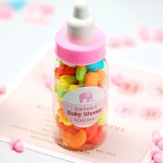 make your own baby shower favors 5
