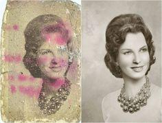 Neverovatne restauracije starih fotografija