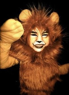 Lion face paint is perfect for when you want to let your wild side out! You& find 5 different lion face painting designs here: a Simba (from.