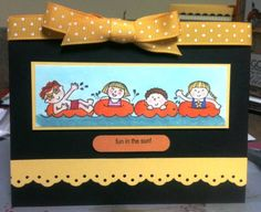 fun in the sun by gabby89 - Cards and Paper Crafts at Splitcoaststampers