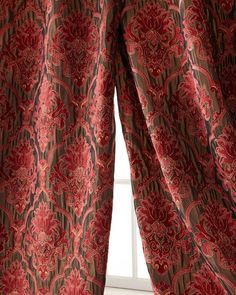 """Isabella Collection by Kathy Fielder Maria Christina 54""""W x 108""""L Curtain"""