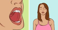 There is a simple technique of breathing which can do wonders to your health. You just need to touch the roof of your mouth with your tongue and breathe. It can make any insomniac sleep within a minut. Lower Heart Rate, Weak Immune System, Heart Attack Symptoms, Breathing Techniques, Brain Activities, Your Mouth, Lower Blood Pressure, Sleep Deprivation, Touching You