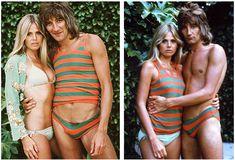 rod_stewart_britt_ekland_speedos_swimsuit_pubic_hair_sexy