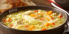 Ma soupe poulet et riz, une tradition familiale dont on ne se lasse pas! - Recettes - Ma Fourchette