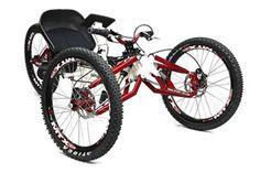 Explorer 2 Off-Road Handcycle