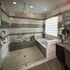 bathroom, master bathroom decor, bathroom some ideas, master bathroom renovation, bathroom decor som. Dream Bathrooms, Beautiful Bathrooms, Master Bathrooms, Narrow Bathroom, Luxury Bathrooms, Small Bathrooms, White Bathrooms, Bathroom Inspiration, Bathroom Ideas