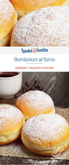 Gourmet Recipes, Healthy Recipes, Rosemary Bread, Beignets, Biscotti, Food Print, Food And Drink, Bomboloni, Sweets