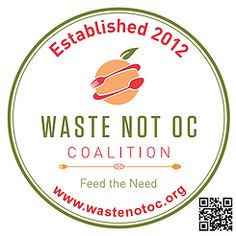 Waste Not OC - Ending Hunger and Food Waste in Orange County