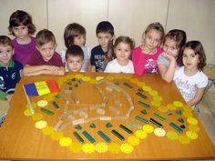 1 Decembrie, Teaching Kindergarten, Triangle, Geography