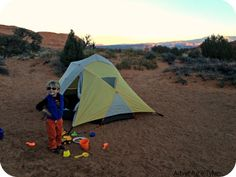 My Top 5 Favorite Campgrounds in the Moab Area...I really want to go to Moab this summer!