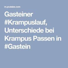 Austria - Krampus run in the Gastein valley / NEW Krampus Video Bad Gastein, Boarding Pass, News, Video Production