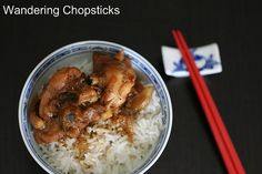 Wandering Chopsticks: Vietnamese Food, Recipes, and More: Ga Kho Gung (Vietnamese Braised Chicken with Ginger)