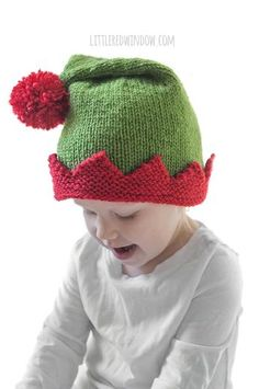 Adorable Christmas Elf Hat knitting pattern 5f2c800fb0
