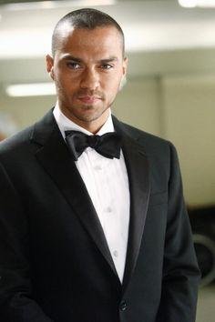 Jesse Williams, aka Avery on Grey's Anatomy.