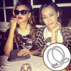 Djula & Rihanna in People Magazine.