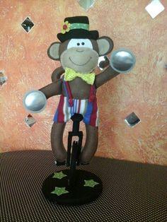 Macaco de circo