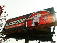Check out the love for #MadBum in his hometown of Hickory, North Carolina!