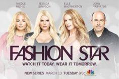 Fashion documentaries and TV shows - 2012 Fashion Star.jpg