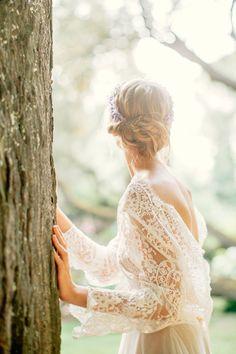 Dreamy Garden Wedding Inspiration
