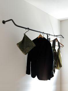 Wardrobe Rack, Laundry, House Design, Storage, Room, Toilet Room, Laundry Room, Purse Storage, Bedroom