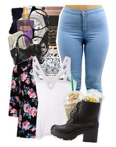 """""""Outfit of the day"""" by inbaileymind ❤ liked on Polyvore featuring Mura, With Love From CA, STELLA McCARTNEY, Rolex, Victoria's Secret, Crate and Barrel, Olive + Oak, Dot & Bo and Charlotte Russe"""