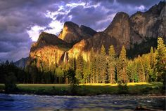 Yosemite summer Sunset 49 | Flickr - Photo Sharing!