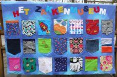 Bloem: Het zakkenmuseum