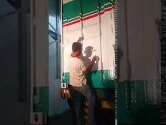 Proses pemuatan barang ke kontainer HIGHCUBE selesai dari CARGO MII Jakarta