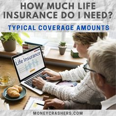 You need to understand common reasons to purchase life insurance, approximate guidelines on how to approach life insurance as your family changes, and how to calculate how much you need. Retirement Financial Planning, Preparing For Retirement, Term Life Insurance, Health Insurance, Household Budget, Money Talks, Money Today, Personal Finance, The Borrowers