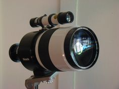 Meade 1000mm f/11 Mirror Lens With Olympus Om-1 by InUseAgain