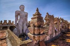 Gommateshwara temple, Shravanabelagola, India