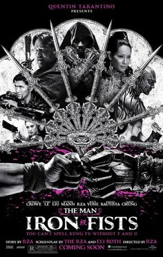 """""""The Man With The Iron Fists"""" – Red Band Trailer directed by RZA (Clip)"""