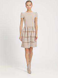 Valentino - Knit Dress