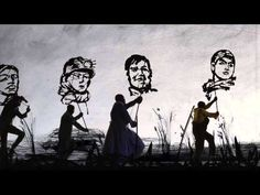 Promo tentoonstelling: William Kentridge - If We Ever Get To Heaven - YouTube