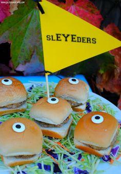 Monsters University Tailgate! SL-EYE-ders #MonstersU