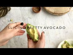 This post is for anyone who has ever asked me how I slice avocado. I get the question most often on Instagram (they show up in a lot of my photos), and thinking about it now, I suppose I do have pretty strong opinions about how to go about it. I like the slices thin versus thick, sometimes fanned out a bit (but not too much ;). And minimal fussing and handling is key. In the video, you'll notice that I do all the slicing with the avocado in my palm. It's not the safest method (by a long…