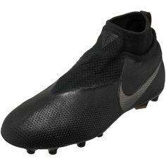 Shop for the Kids Nike Phantom Vision Elite cleats in black. Get them from  SoccerPro 51f491389fb6c