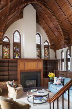 Sturgis Room - John B. Murray Architect