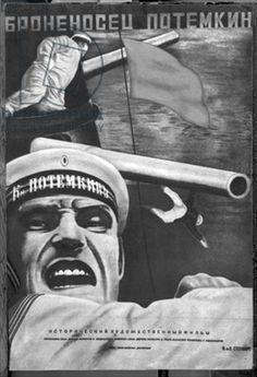 Battleship Potemkin, Eisenstein