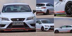 All Cars NZ: 2014 JE Design Seat Leon Cupra 280-SC