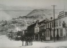 Norwich Qauy early Lyttelton Christchurch New Zealand, Main Street, Maine, Restoration, Home And Family, Lost, History, Nature, Photos