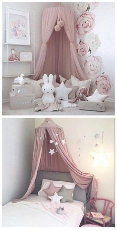 Baby Bedroom Storage Nurseries Ideas For 2019 Nursery Storage, Kids Storage, Bedroom Storage, Storage Ideas, Baby Bedroom, Girls Bedroom, Bedroom Decor, Room Baby, Baby Canopy