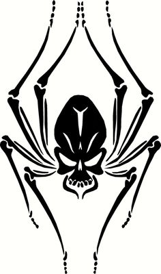 73 best ideas images on pinterest muscle cars car stuff and nice 1970 Chevelle Scoop black widow skull spider vinyl decal graphic choose your color and size skull tattoo design