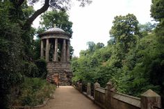 St Bernard's Well   Stockbridge Edinburgh