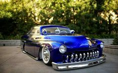 Sexy Mercury Lead Sled