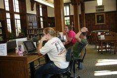 Original library building, Houghton Memorial Library, Huntingdon College. Huntingdon College, College Board, Libraries, Alabama, Memories, Building, Memoirs, Souvenirs, Buildings