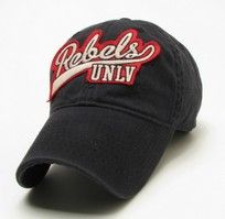 We love the look of this washed UNLV hat! It would look great on those beautiful Vegas spring days!