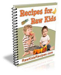 Raw Recipe Book